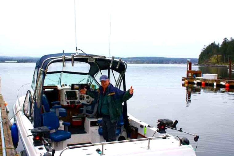 Brightfish Fishing Adventure - Grady White Gulfstream