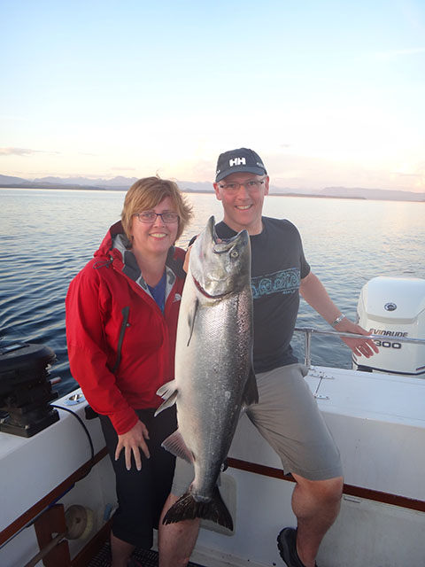 Contact Us for you Sportfishing adventure in Campbell River
