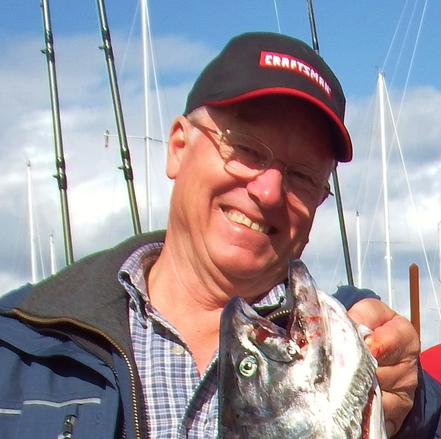 Hi, I'm Rick Hackinen. I've been a Campbell River fishing Guide for 30 years