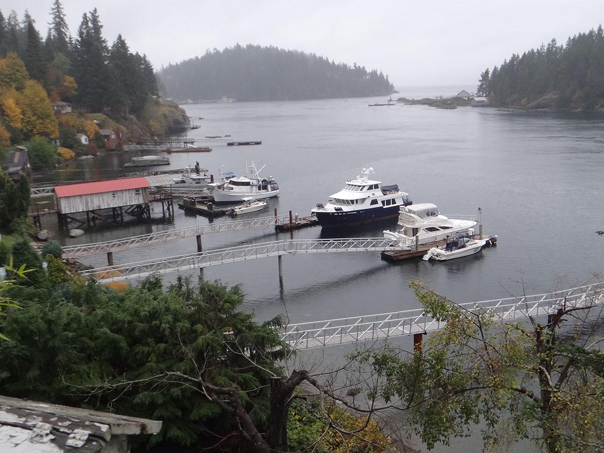 Quadra Island - British Columbia