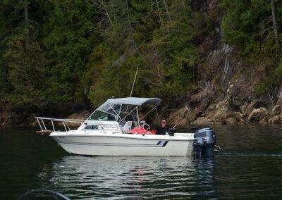 Brightfish Charters, Campbrll River, BC